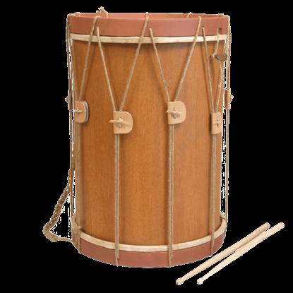 Renaissance Drum 13 X 19