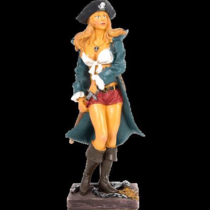Lady Swashbuckler Statue