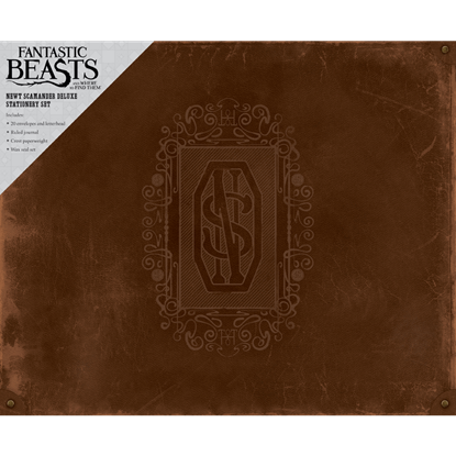 Fantastic Beasts Newt Scamander Deluxe Stationery Set
