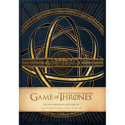 Game of Thrones Deluxe Sketchbook