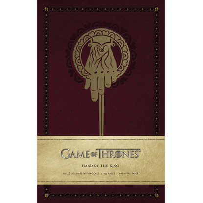 Game of Thrones Hand of the King Journal