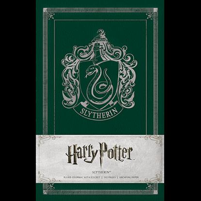 Harry Potter Slytherin Journal