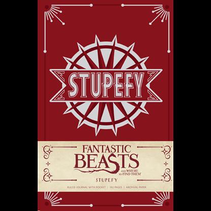 Fantastic Beasts Stupefy Journal