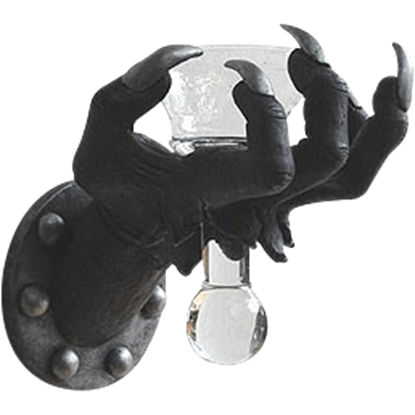 Demon Claw Wall Sconce