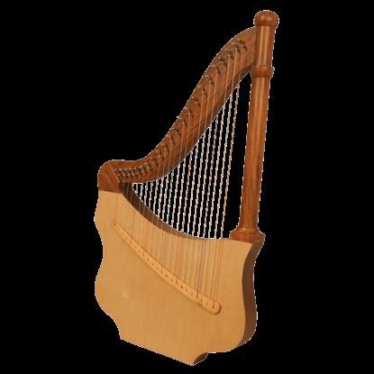 Lute Harp
