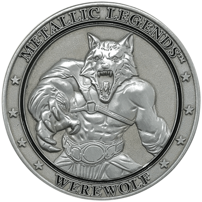 Fantasy Coins, Game of Thrones Coins, Wheel of Time Coins