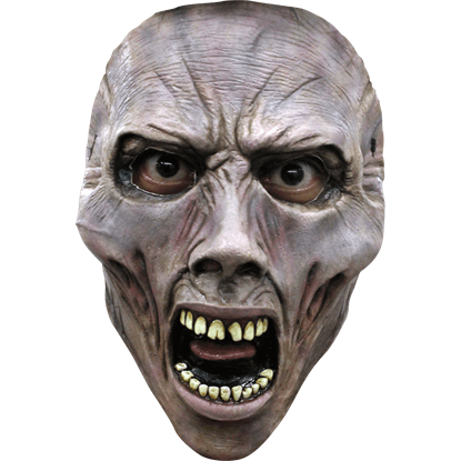 Screaming Zombie WWZ Face Mask