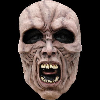 Roaring Zombie WWZ Face Mask