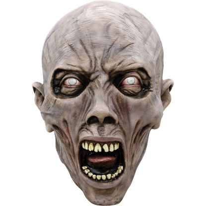 WWZ Screaming Zombie Mask