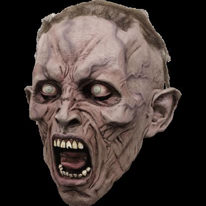 WWZ Roaring Zombie Mask