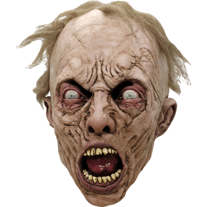 WWZ Scientist Zombie Mask