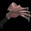 Copper Costume Pauldron