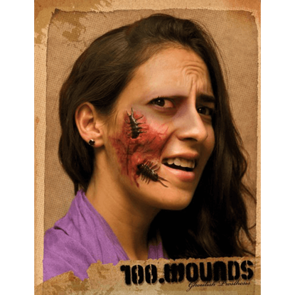 100 Wounds Prosthetic