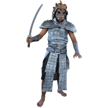 Last Warrior Costume