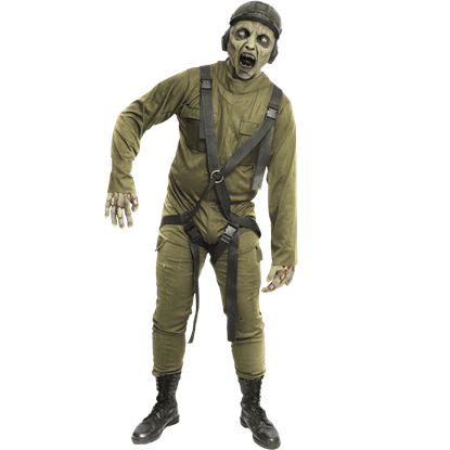Mayday Undead Pilot Costume