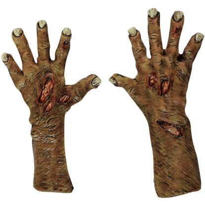 Undead Zombie Gloves