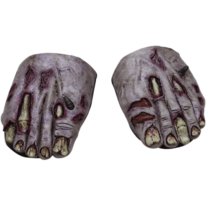 Undead Zombie Cover Feet