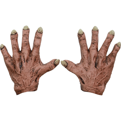 Monster Flesh Hands
