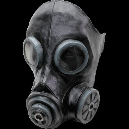 Black Smoke Mask