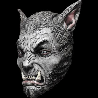 Beast Silver Wolf Mask