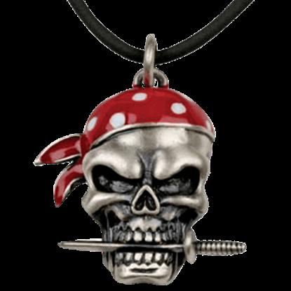 Pirate Dagger Necklace