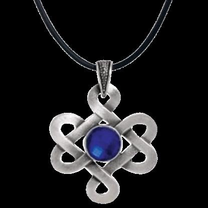 Celtic Knot Symbol Necklace