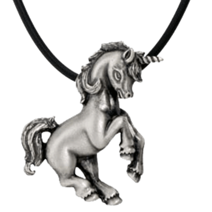 Fantasy Unicorn Necklace