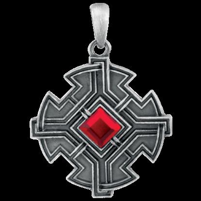 Celtic Medallion Necklace