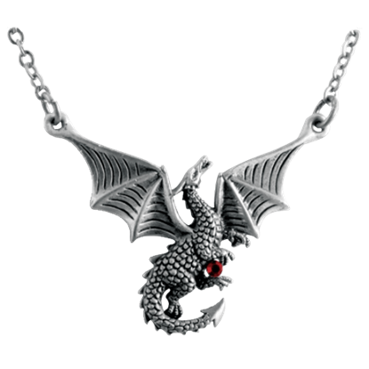 Braxus Dragon Necklace