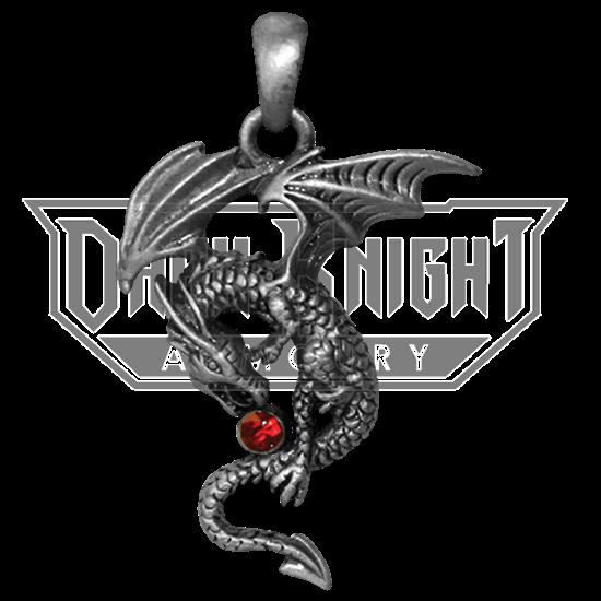 Aithusa Dragon Necklace
