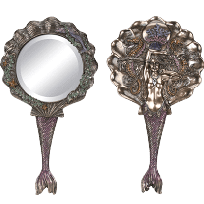 Celestia Mermaid Hand Mirror
