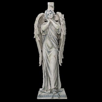 Abdiel Angel Statue