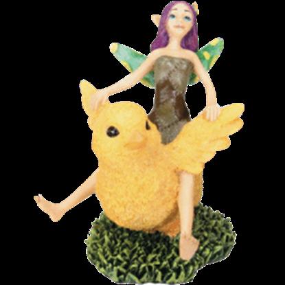 Chickity Figurine