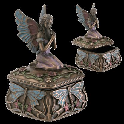 Dragonfly Fairy Box