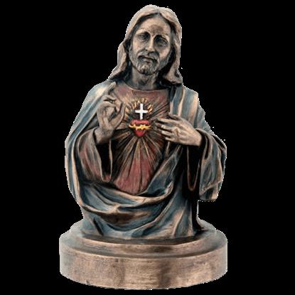 Jesus Bust Statue