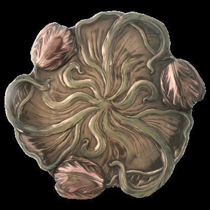 Bronze Tulip Tray