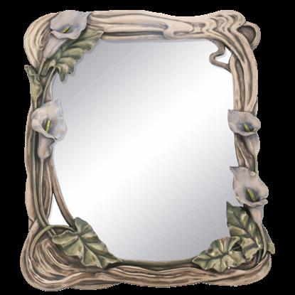 Calla Lily Mirror