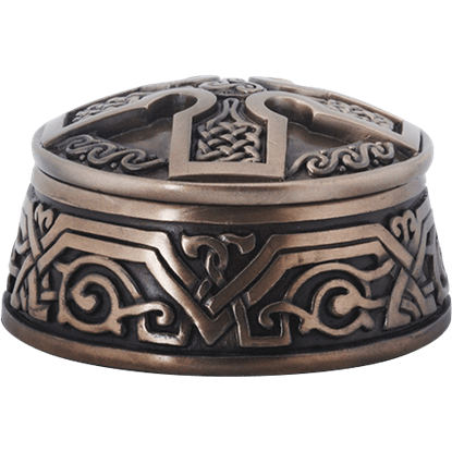 Celtic Cross Ring Box