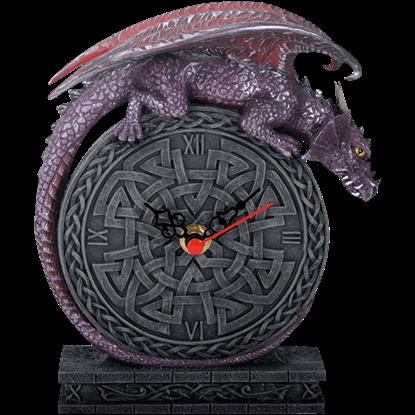 Time Dragon Clock