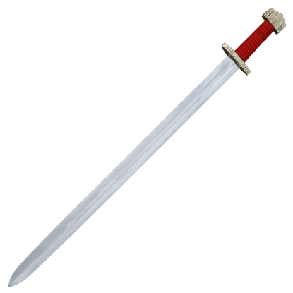 Chieftain's Viking Sword with Scabbard
