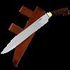 Horn Handled Viking Seax