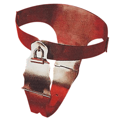 Chastity Belt with Lock