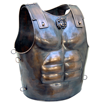 Bronze Muscle Cuirass