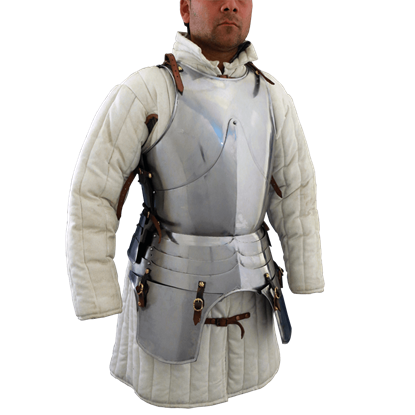 15th Century Foot Soldier Half Armour