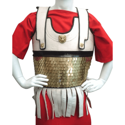 Brass Greek Hoplite Armor