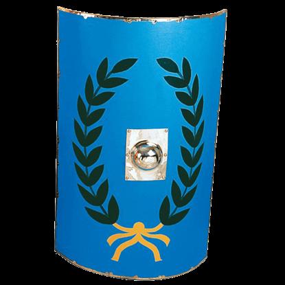 Roman Arena Wooden Shield