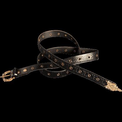 Black Celtic Belt