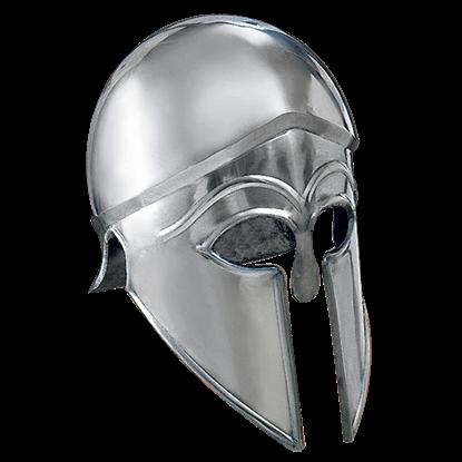 Italo Iron Corinthian Helmet