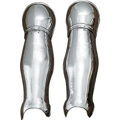 Greek Folded Greaves