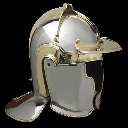 Auxiliary Infantry E Helmet